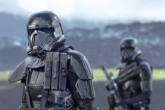 death troopers The main article for this category is death troopers.