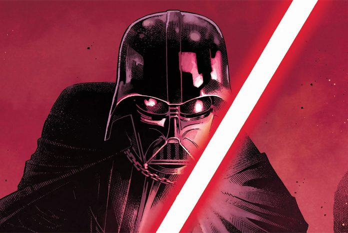 Comic Review: Darth Vader (2017) #1 - Jedi News
