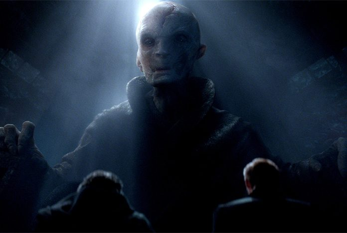 Images Amp Details On Snoke S New Ship In The Last Jedi