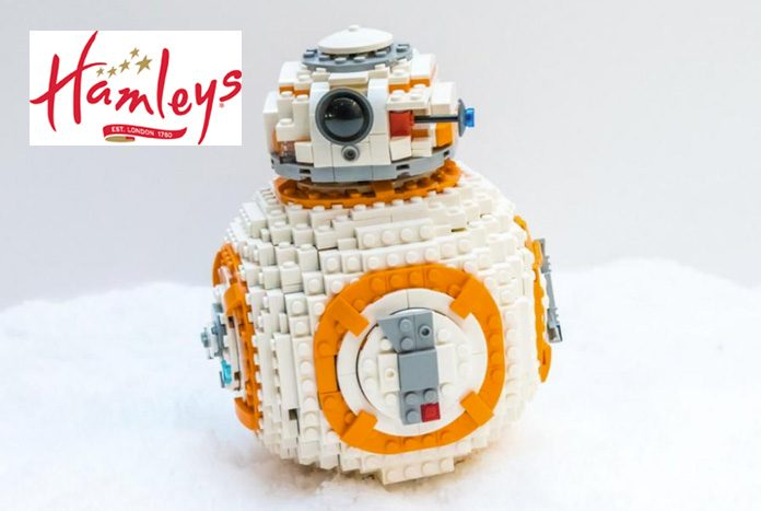 world famous toy store hamleys have unveiled their top 10 toys for this christmas the list shows that toy telligence is taking the world by storm