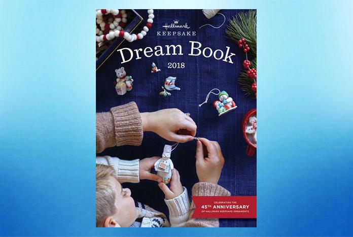 Hallmark 2018 Dream Book Now Online, New 'Star Wars' Ornaments