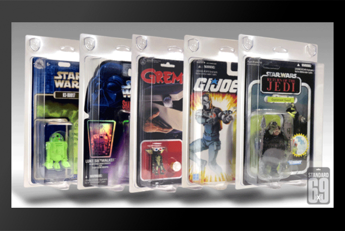STAR WARS VINTAGE COLLECTION WITH CASE PROTECTION