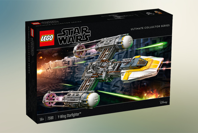 New LEGO UCS Y-Wing (75181) To Be Released May 4 - Jedi News ...