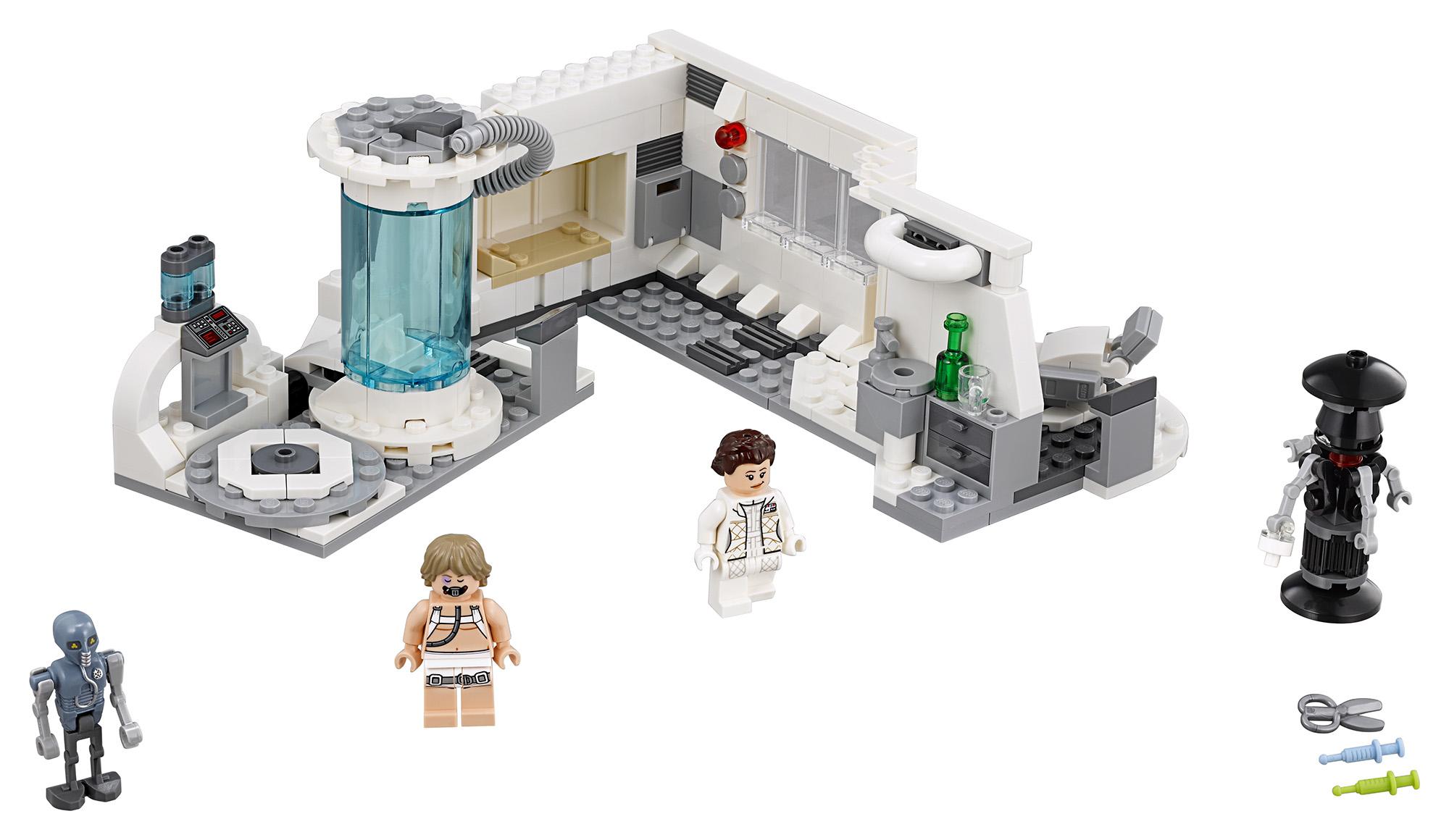 75203 Lego Star Wars Hoth Medical Chamber