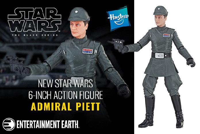 Admiral Piett    NEU Star Wars The Black Series