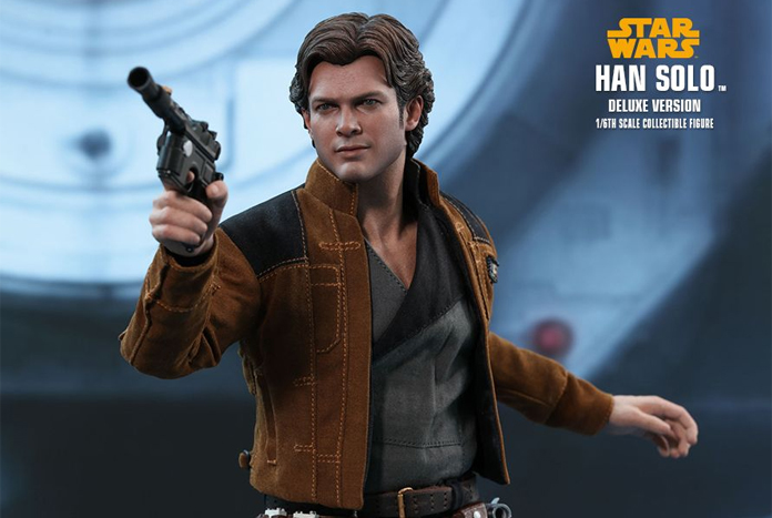 Pre Order New Hot Toys Han Solo Sixth Scale Figure From Solo A
