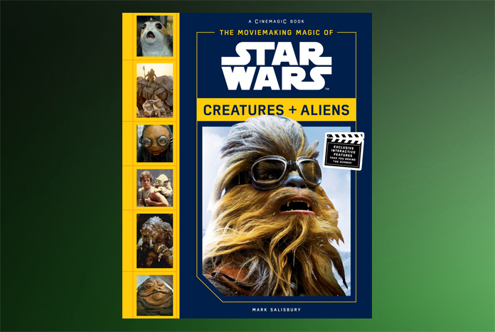 Preview New 'The Moviemaking Magic Of Star Wars: Creatures & Aliens