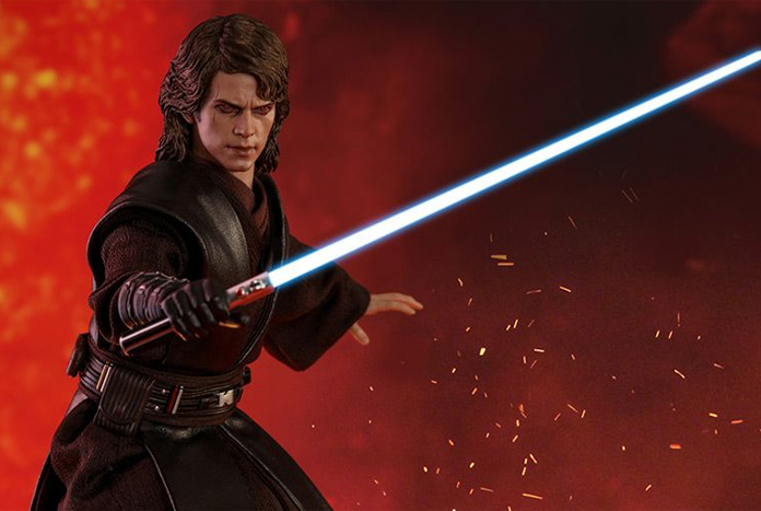 Hot Toys Reveals Anakin Skywalker (Dark Side) ROTS Sixth ...