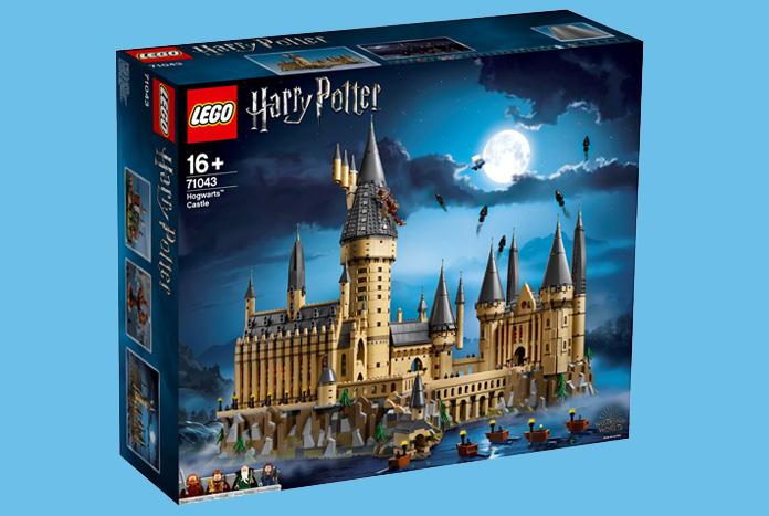 Lego Brings The Magic With Hogwarts Castle Set 71043 Jedi News