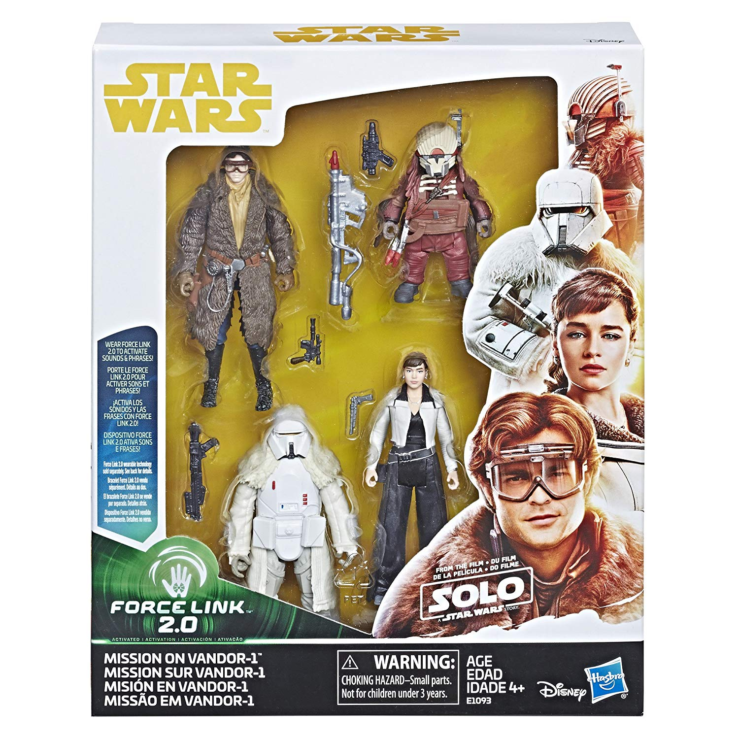 Shop online at Toys R Us for the latest in Star Wars Toys and Star Wars Action Figures! Enjoy free in-store pickup at one of our 80+ stores!
