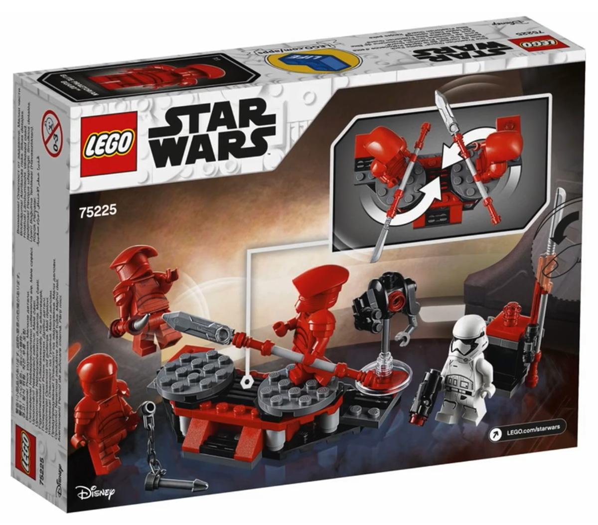 LEGO Star Wars 2019 Set Reveals - Jedi News