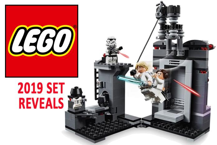 Lego Star Wars 2019 Set Reveals Jedi News