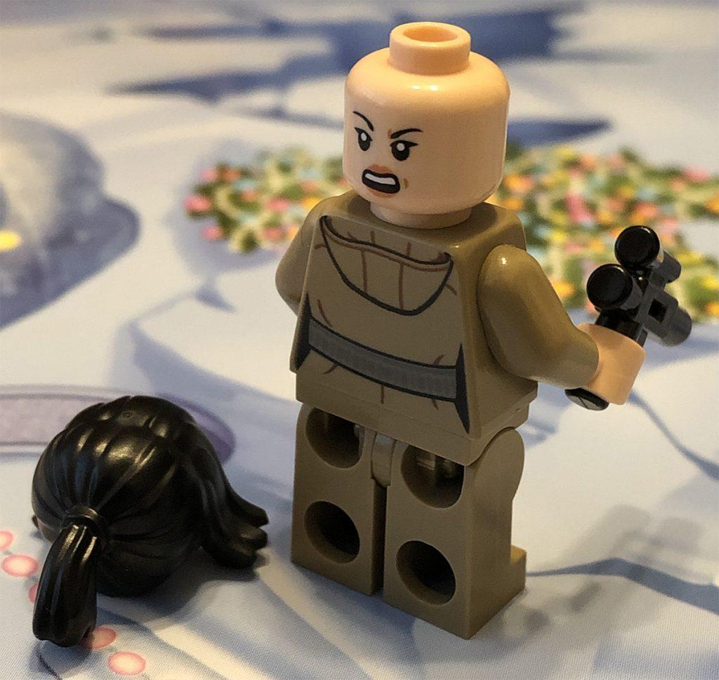 lego star wars advent calendar 2018 day 2 jedi news. Black Bedroom Furniture Sets. Home Design Ideas