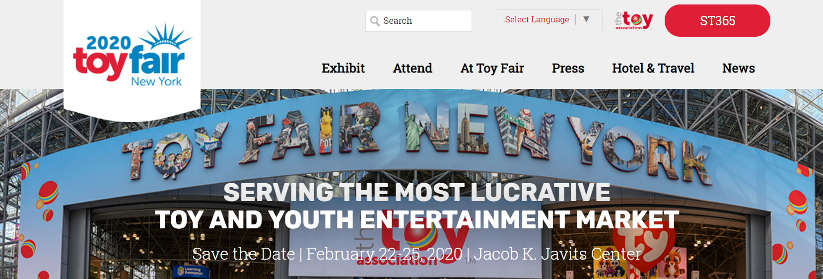 New York Toy Fair 2020.Toy Fair Ny 2020 Scheduled For February 22 25 Jedi News