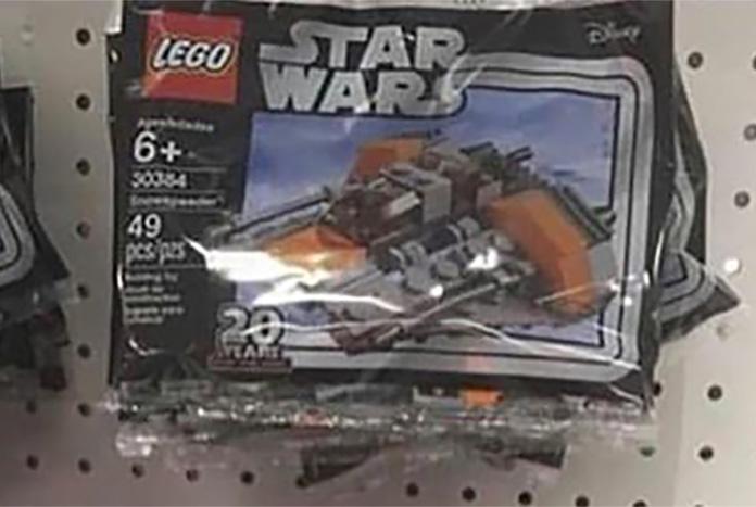 SNOW SPEEDER PODRACER #30383 #30384 #30461 LEGO STAR WARS NABOO STARFIGHTER