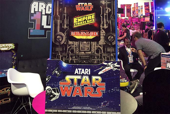 Arcade1Up Annouce New Atari Star Wars Arcade Machine - Jedi News