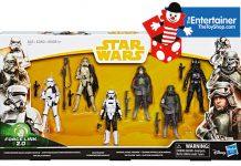 Star Wars Force Link 2.0 Mission on Vandor-1 3.75-inch Figure 4-Pack