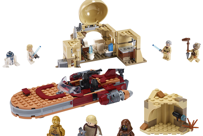 New Lego Sets 2020.High Resolution Images Of New 2020 Lego Sets From A New Hope