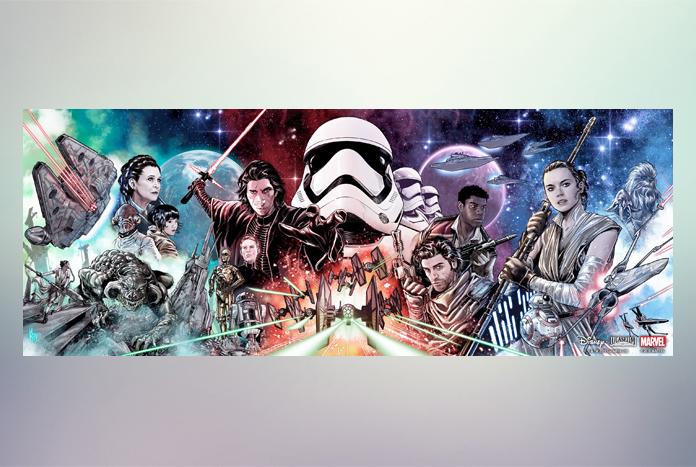 Covers For Marvel S The Rise Of Skywalker Allegiance Mini Series Revealed Jedi News