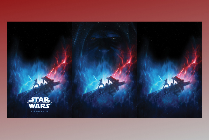 Awesome Variations Of New The Rise Of Skywalker Poster Jedi News