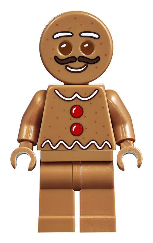 LEGO Gingerbread House (Set #10267) Revealed/Press Release