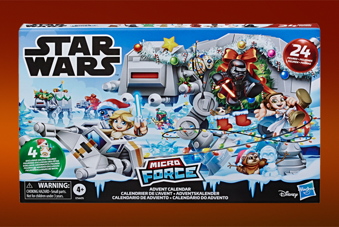 Wow Calendrier.Hasbro Press Images 2019 Triple Force Friday Micro Force