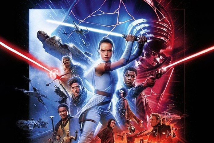 Two New Reald 3d And Imax Posters For The Rise Of Skywalker Jedi News