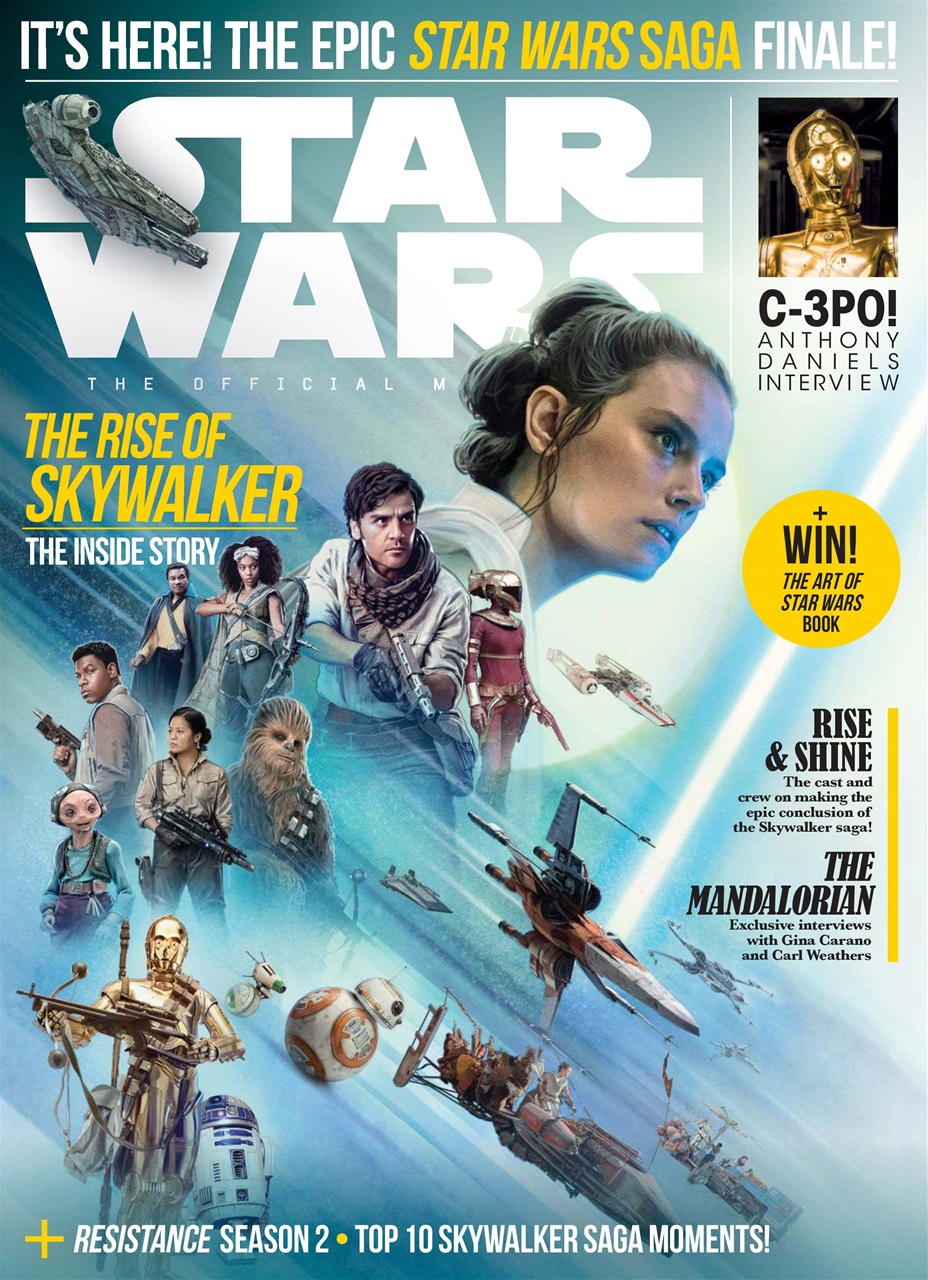 This Weeks Publications 23rd December 2019 Jedi News