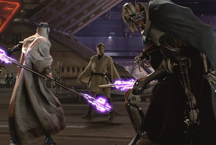 Cut Lightsaber Fight From Revenge Of The Sith Had Obi Wan Battling Six Magnaguards Jedi News