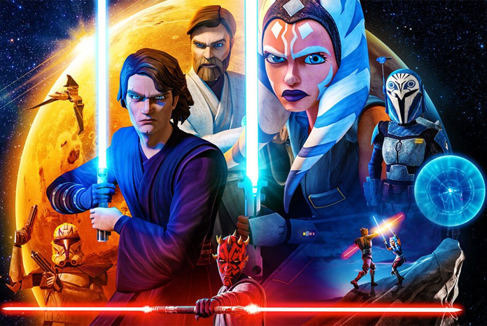 Episode Guide Bonus Content Videos For The Clone Wars Finale Victory And Death Jedi News