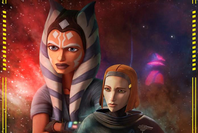 Season 7 Key Art Clone Wars Details about  /Star Wars