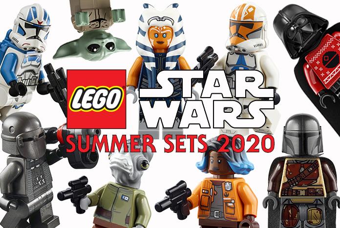 Lego Star Wars 2020 Summer Sets Images And Details Jedi News