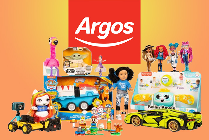 Top 2020 Christmas Toys Argos Unveils Its Top 12 Christmas Toys List for 2020   Jedi News