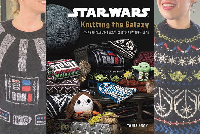 Insight Editions Announce Star Wars: Knitting The Galaxy by