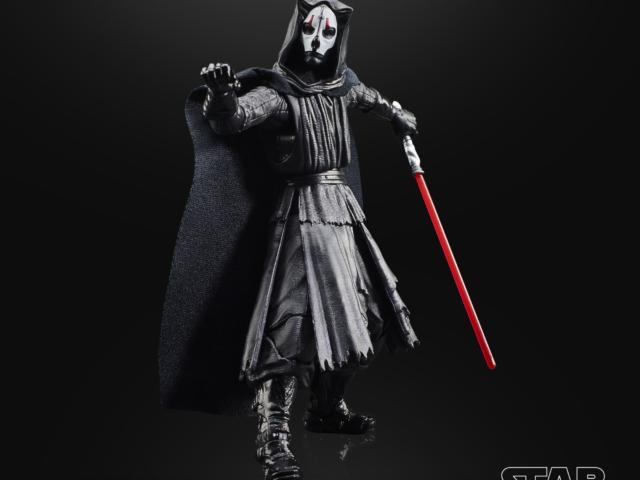 Star Wars Black Series Gaming Greats Jedi Knight Darth Revan Gamestop Exclusive!