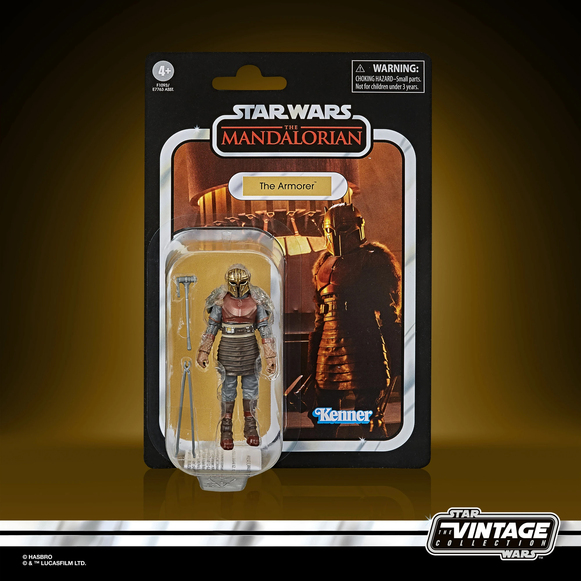 """Star Wars The Vintage Collection Moff Gideon 3.75/"""" Action Figure Pre Order"""