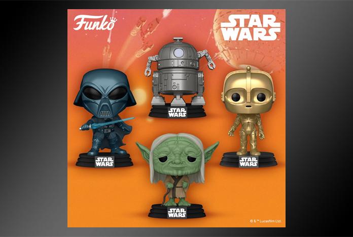 Funko Pop Star Wars Concept Boba Fett Galactic Convention Exclusive PREORDER
