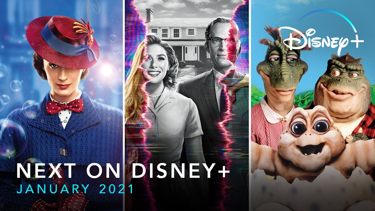 Video: Preview of Content Coming to Disney+ in January ...